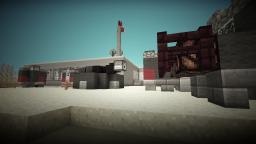 CraftOfDuty Objective 1 - DOME Minecraft Map & Project