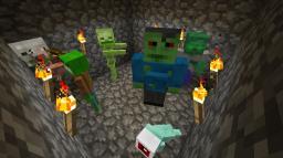 More Zombies Mod 1.0 Minecraft Mod