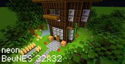 BevNES 32x32 Minecraft Texture Pack