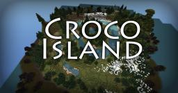 [Adv/Survival] -Croco Island - Survival Map Minecraft