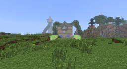 ==The Vine== Minecraft Map & Project