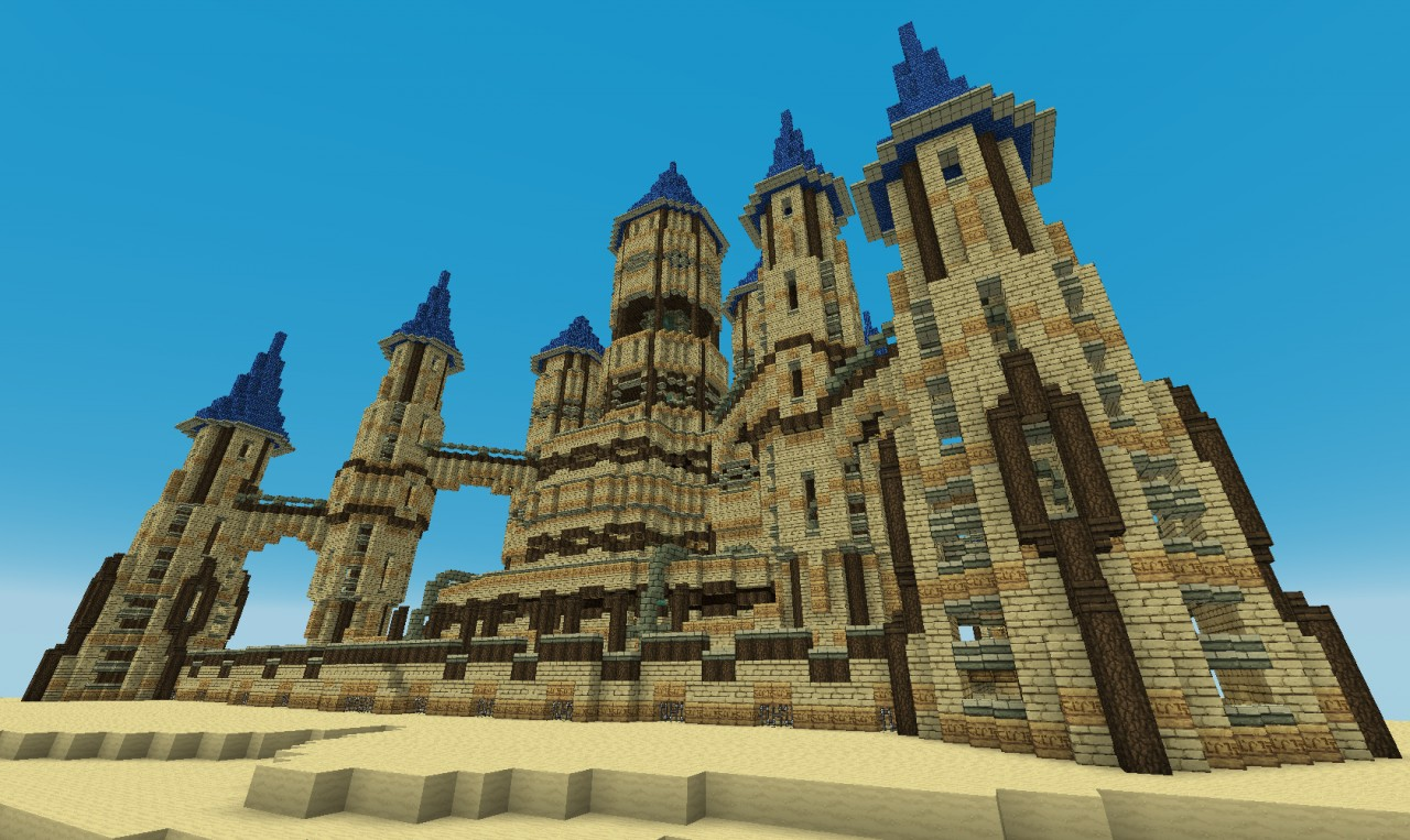 castle schematics with Large Desert Sand Castle Sanacraft on Bag End 1966246 likewise 564 moreover Medieval Minecraft Guide The Best Mods Resource Packs And Servers together with 11085 Medieval Tower Assorted Wood Variants as well 1596581 Just An Ordinary Tower.