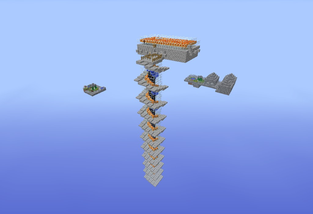Brick Cottage Minecraft Project