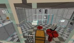 [Reached 10 diamonds Thank You!] P0rtal M (Portal 1 map) NO ADF.LY! Minecraft Project