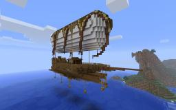 Airship to be named. Minecraft Map & Project