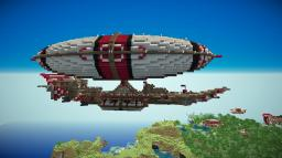 [Accalis fleet]  Hrs Unbeliever - The flagship of the Accalian seventh fleet Minecraft Map & Project