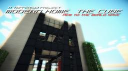 MODERN HOME A TOPPERS101 PROJECT THE CUBE Minecraft Map & Project