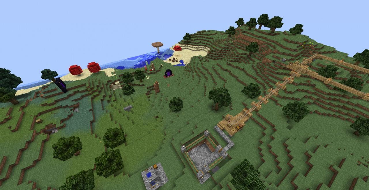 Paulsoaresjr.'s Tutorial World (Edited) Minecraft Project