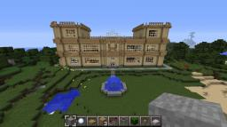 Superhero Mansion Minecraft