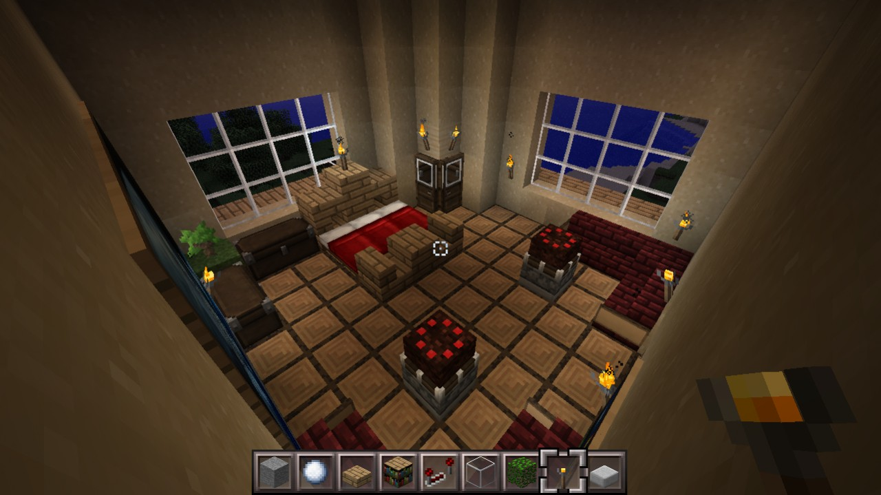 Minecraft Kitchen Designs