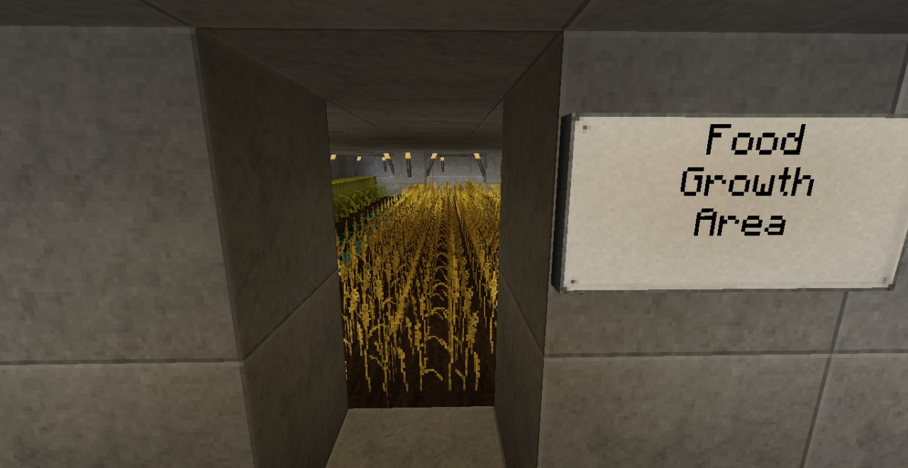 Nuclear Bunker Minecra...
