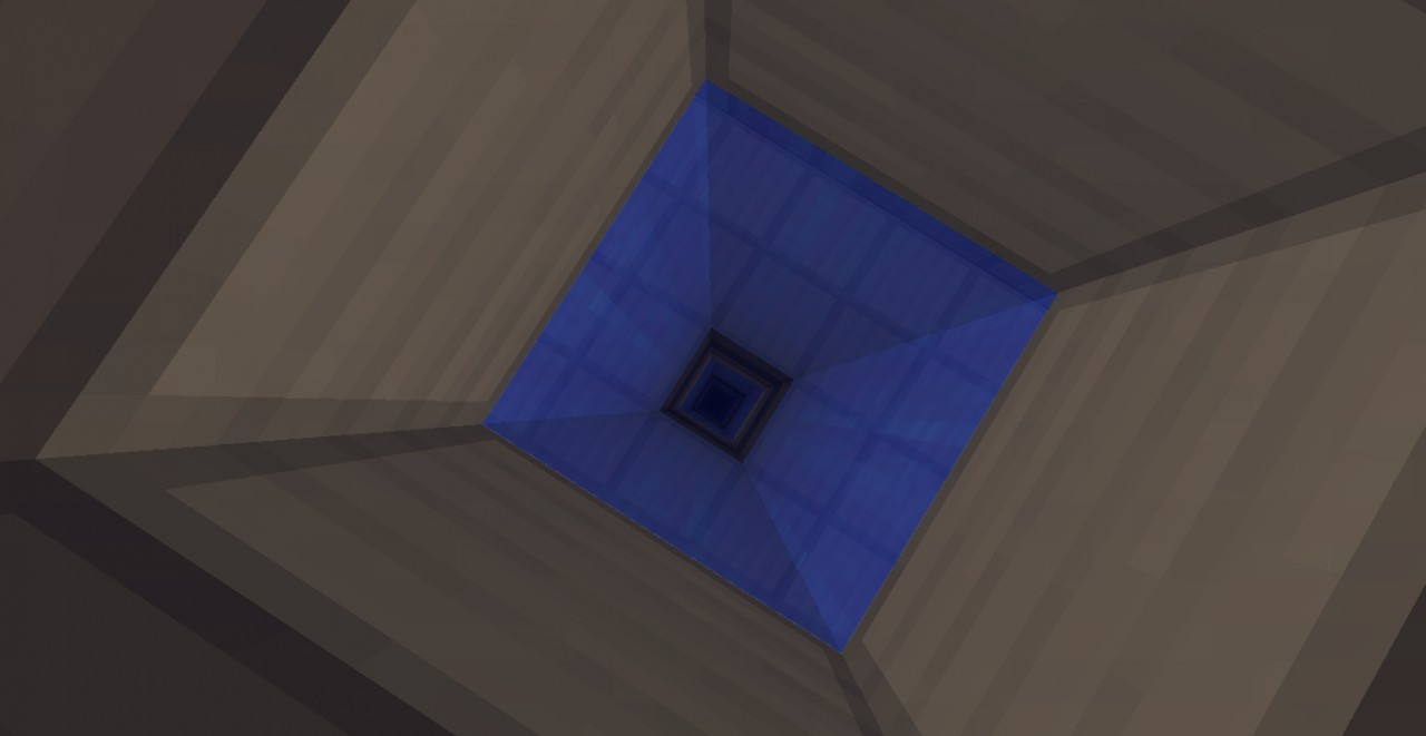 The Cube Template Minecraft Project