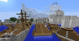 Stormwind City Minecraft Project