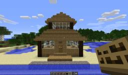 Wanna Build a Nice Looking House? Look no Further! Minecraft Blog