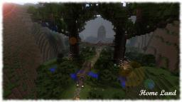 Home Land Minecraft Map & Project