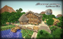 Summer Cottage Minecraft