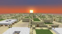 Kwal'Hir - Arabic Medievial City Minecraft Map & Project