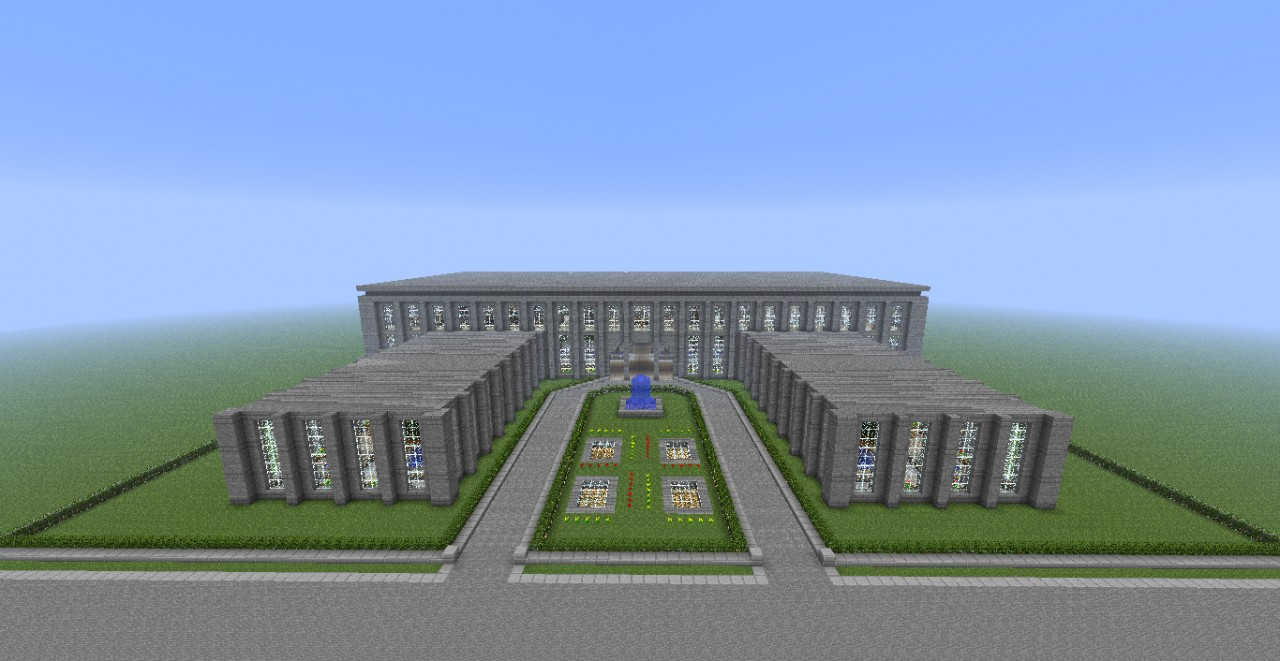 City Hall By Maxodo98 Minecraft Project