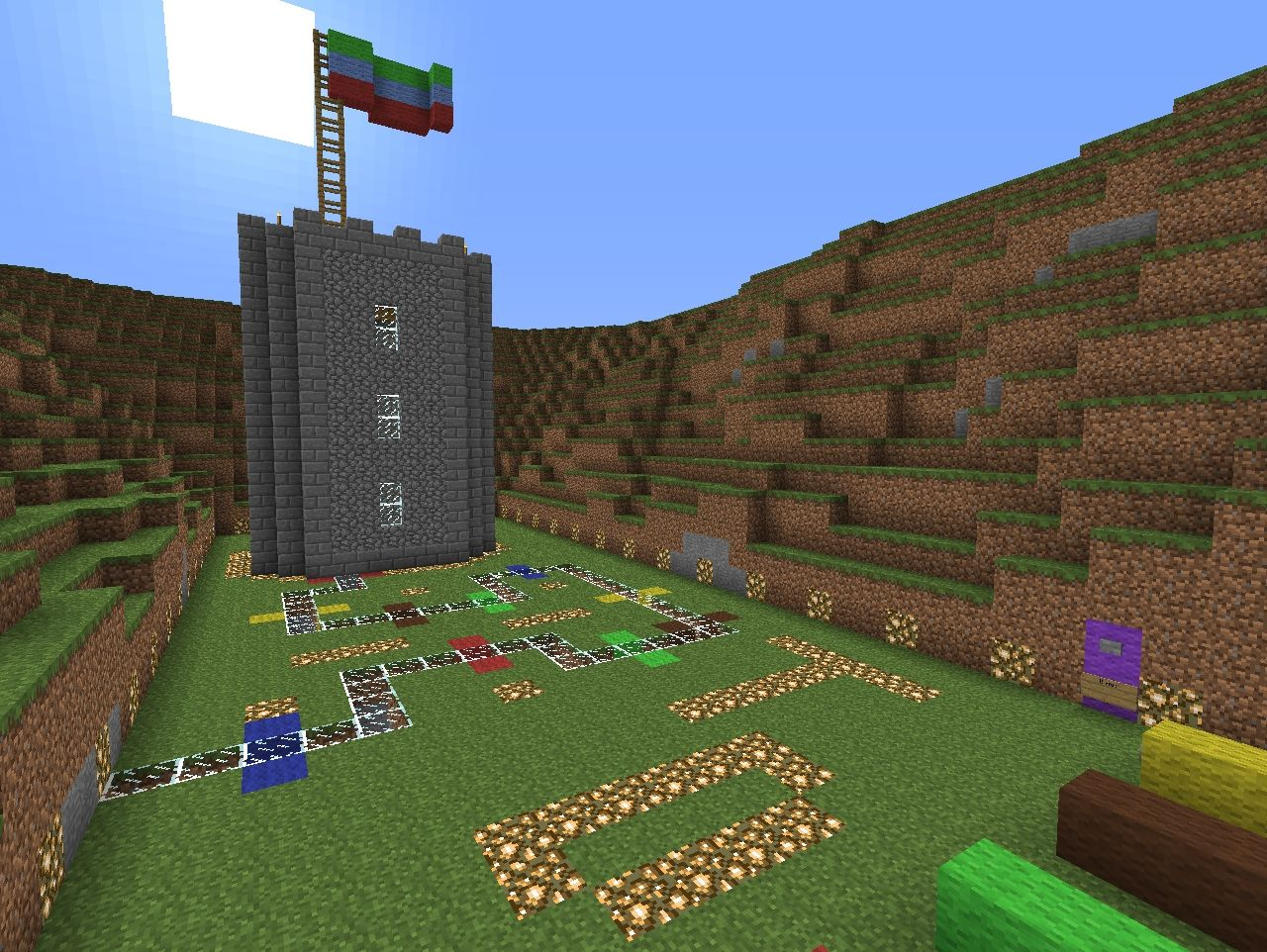 play minecraft for free at y10.com - Play Minecraft Classic game