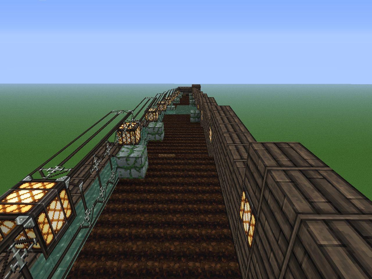 vue d'une partie de la zone du jeu