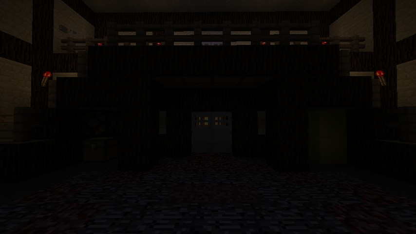 Luigi S Mansion Foyer : Haunted mansion luigi s minecraft project