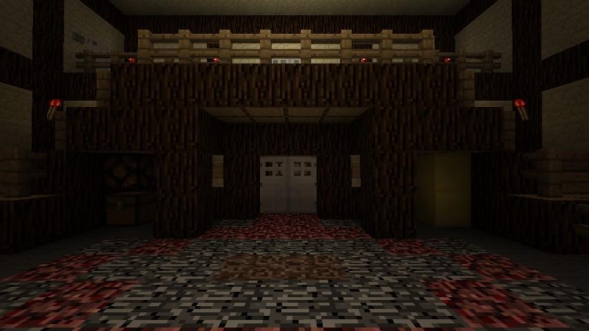 Luigi S Mansion Twin Room