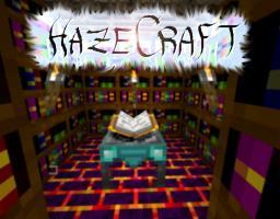 Hazecraft: A Darker Minecraft Minecraft Texture Pack