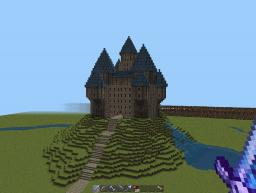 Medieval City (1500 downloads?) Minecraft Map & Project
