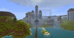 Skybourne (Megabuild) Minecraft Map & Project