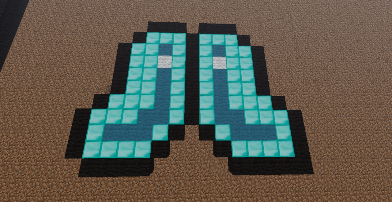 Diamond Boots Minecraft Project