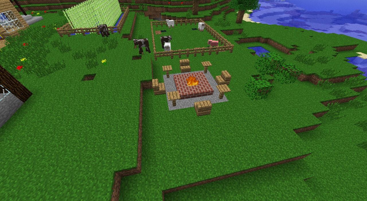 Wgk98's Survival Map Minecraft Project
