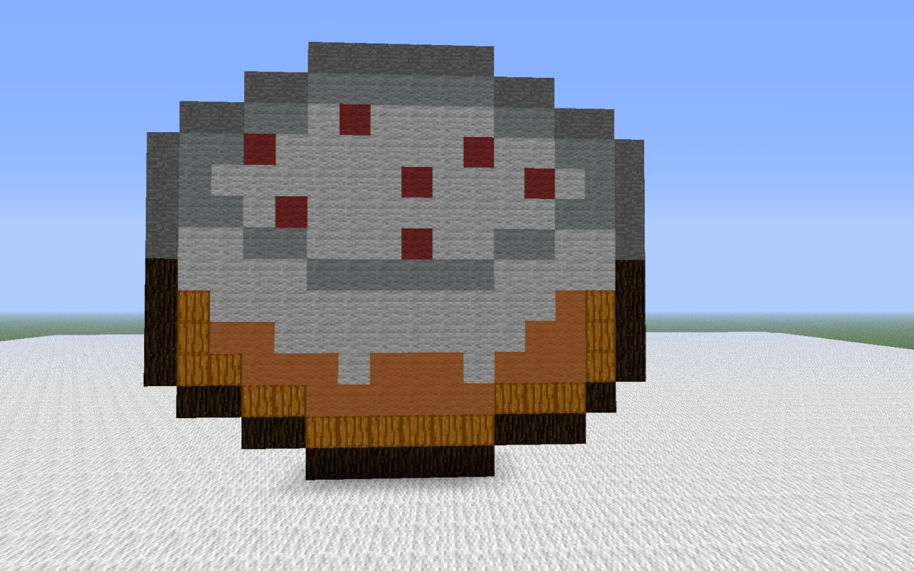 Pixel Art Of A Cake : cake (pixel art) Minecraft Project