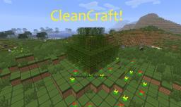CleanCraft(16x16) Minecraft Texture Pack