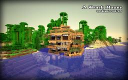 A Beach House Minecraft Map & Project