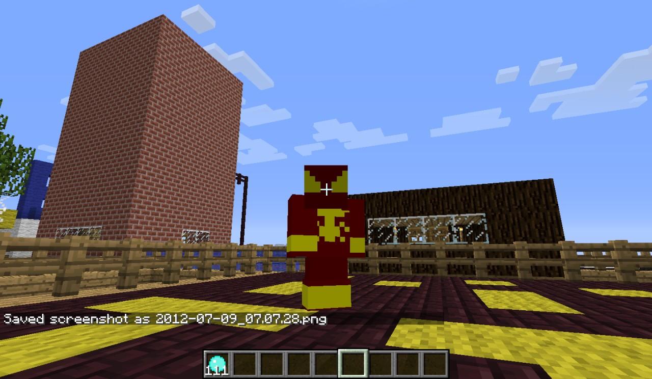 IronSpider Suit