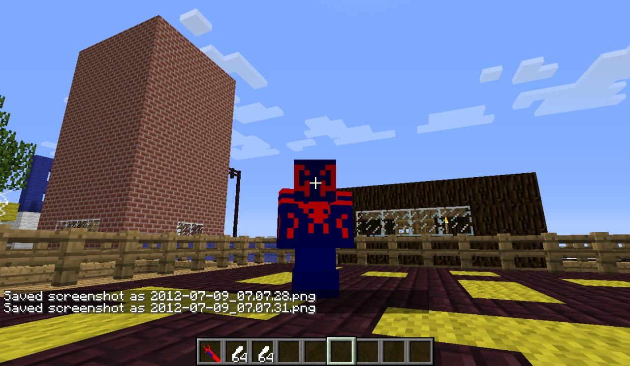 Future Spider Suit
