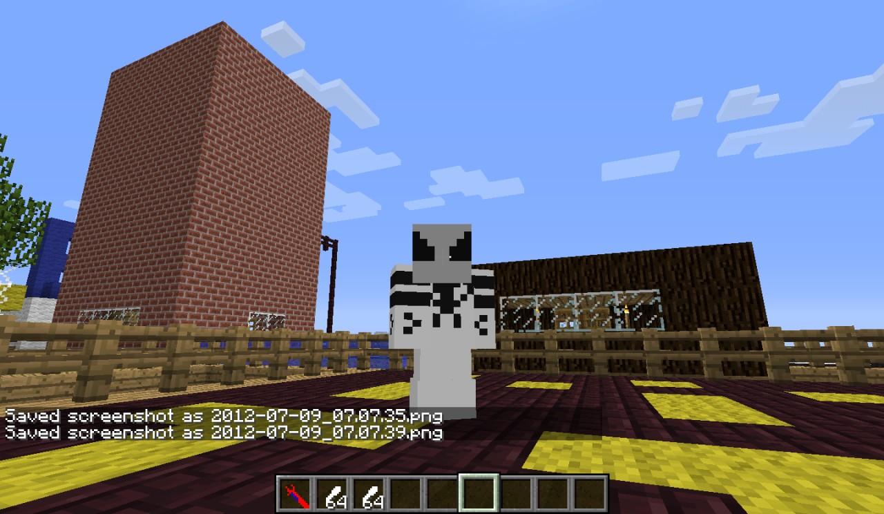 White Spider Suit