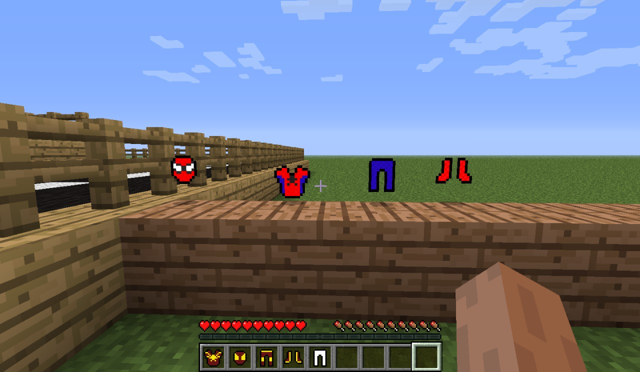 Red Spider Armor