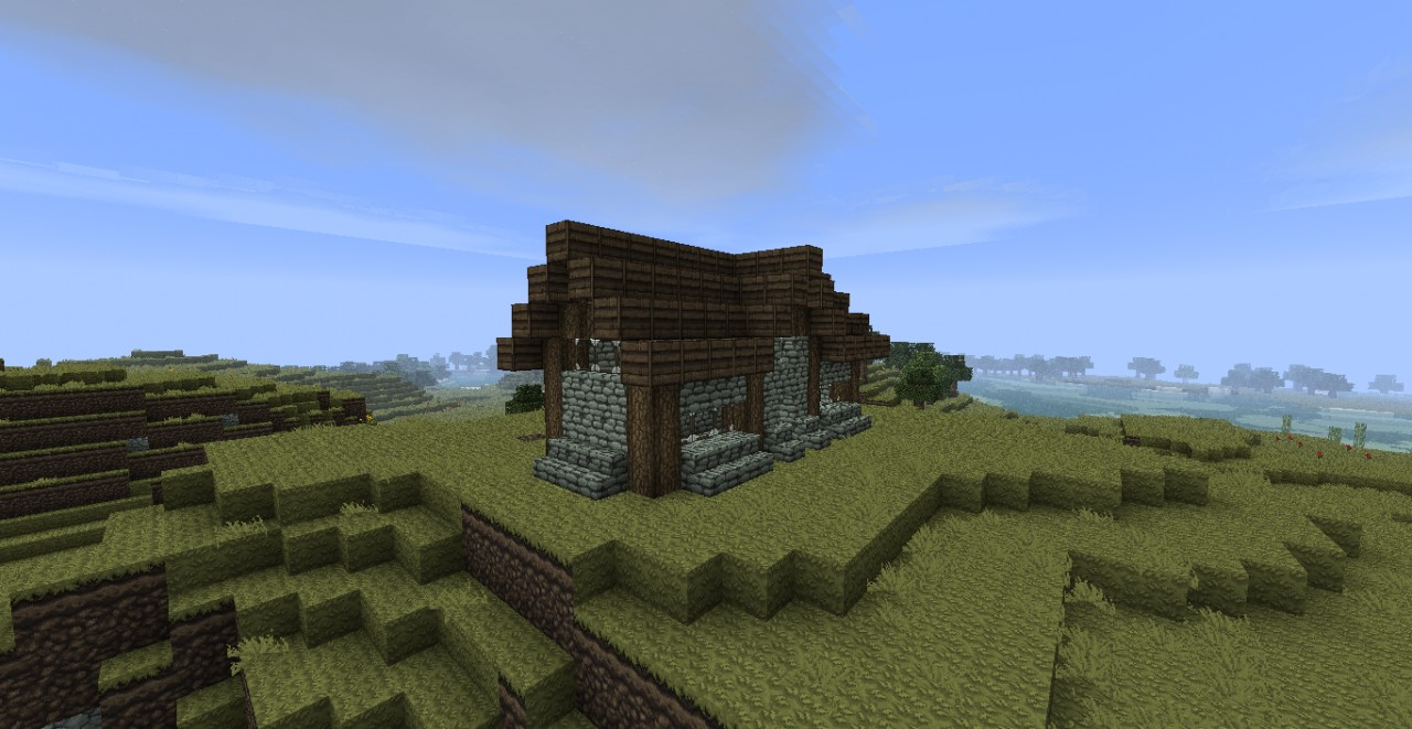 Simple Minecraft Houses