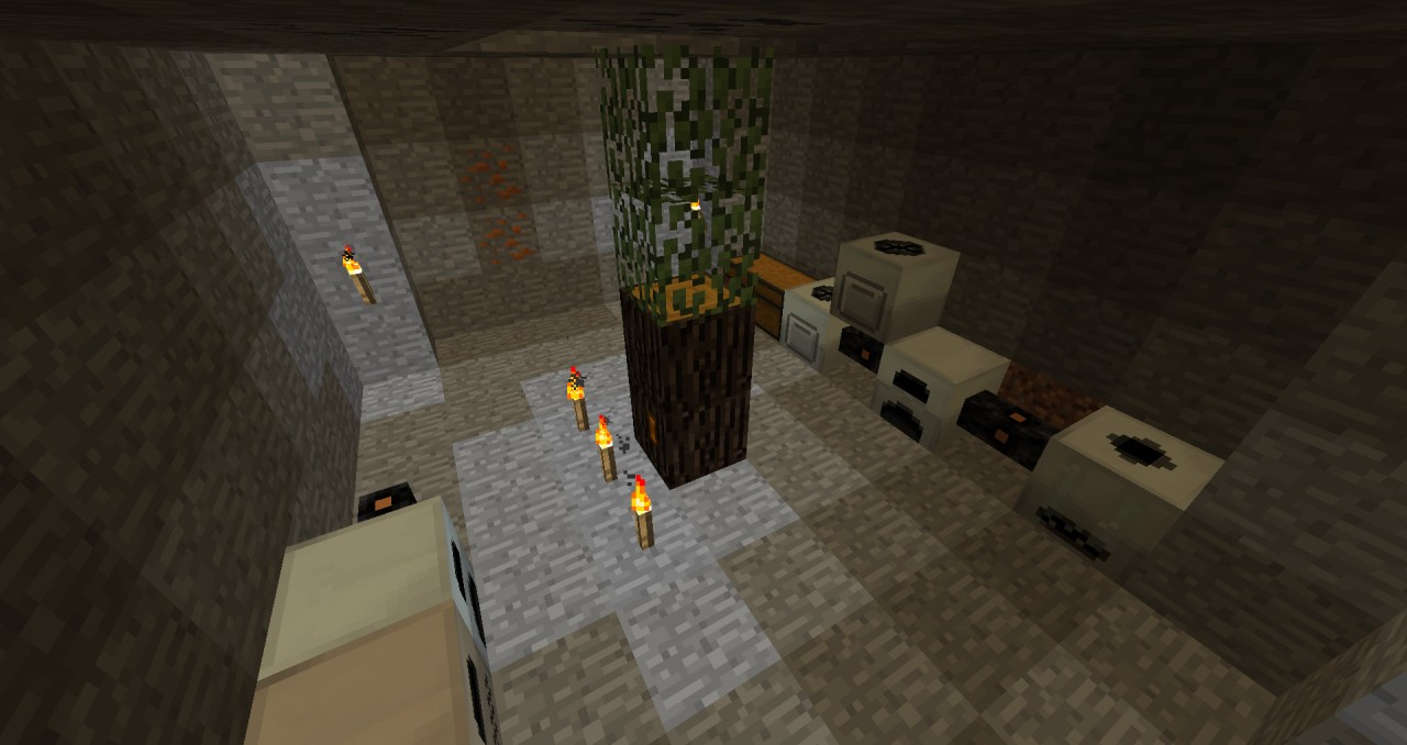 Tiny Underground Rubber Farm