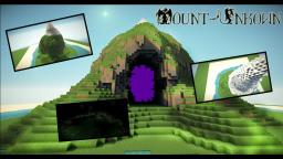Mount-Unkown, Make it your own! Minecraft Map & Project