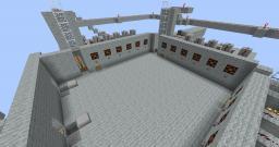 Minecraft Working Customizable Minecart Station Minecraft Map & Project