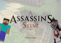 [1.2.5] Assassin's Steve [16x AC I&II styled] Minecraft Texture Pack