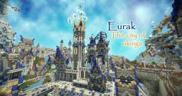 Eurak The Viking City of the North Minecraft Project