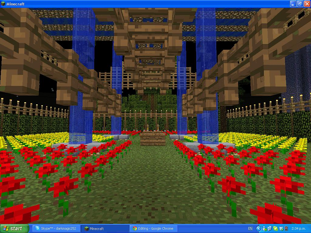 Images of Nature » Blog Archive » Day 01 Minecraft – Ideas ... |Romantic Minecraft Builds