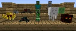 Stuffed Animals Mod 1.2.5 Minecraft Review and Full Tutorial ( Client, Server And Bukkit )