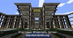 Playrobot Royal Hotel [MASSIVE][66 Rooms] Minecraft Map & Project