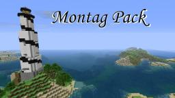 Montag Resource Pack (1.6.4 ) (Aether, CTM, Animation, Random Mobs)