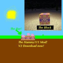 Hammy111 Mod v2 Minecraft
