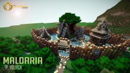 Maldaria - A Nord's Paradise Minecraft Map & Project